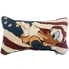 Disney Throw Pillow - Stars and Stripes - Patriotic Donald Duck