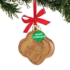 Girl Scouts Christmas Ornament - Girl Scout Cookies - Trefoil