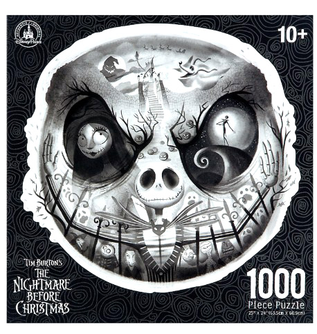 disney puzzle the nightmare before christmas jack skellington - Jack From The Nightmare Before Christmas