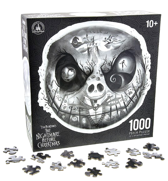 Disney Puzzle - The Nightmare Before Christmas - Jack Skellington  sc 1 st  Your WDW Store & Your WDW Store - Disney Puzzle - The Nightmare Before Christmas ...