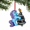 My Little Pony Christmas Ornament - Blue Belle