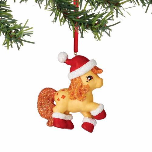 My Little Pony Christmas.My Little Pony Christmas Ornament Butterscotch