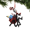 Universal Figure Ornament - Dr. Seuss - Cat with the Bag