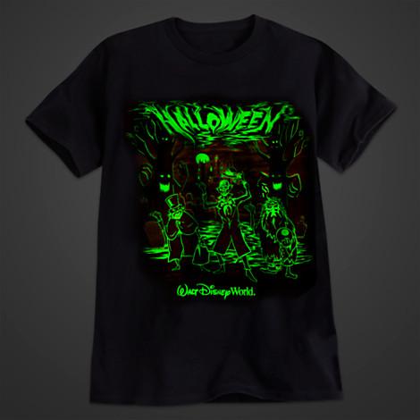 Disney Adult Shirt - Halloween - Haunted Mansion