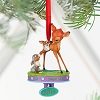 Disney Sketchbook Ornament -2016 Bambi and Thumper- Baby's First 2016