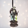 Disney Sketchbook Ornament - 2016  Jack Skellington and Zero Light-Up
