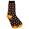 Disney Adult Socks - Mickey Pumpkins and Polka Dots