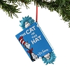 Universal Figure Ornament - Dr. Seuss - Cat in the Hat Book Things