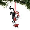Universal Figure Ornament - Dr. Seuss - Cat in the Hat on Skates