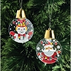 Christmas Ornament - Snowman Holidazzler