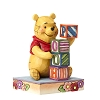 Disney Traditions by Jim Shore - Pooh with Baby Blocks