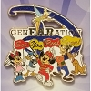 Disney GenEARation D Boxed Jumbo Pin - See You Real Soon!