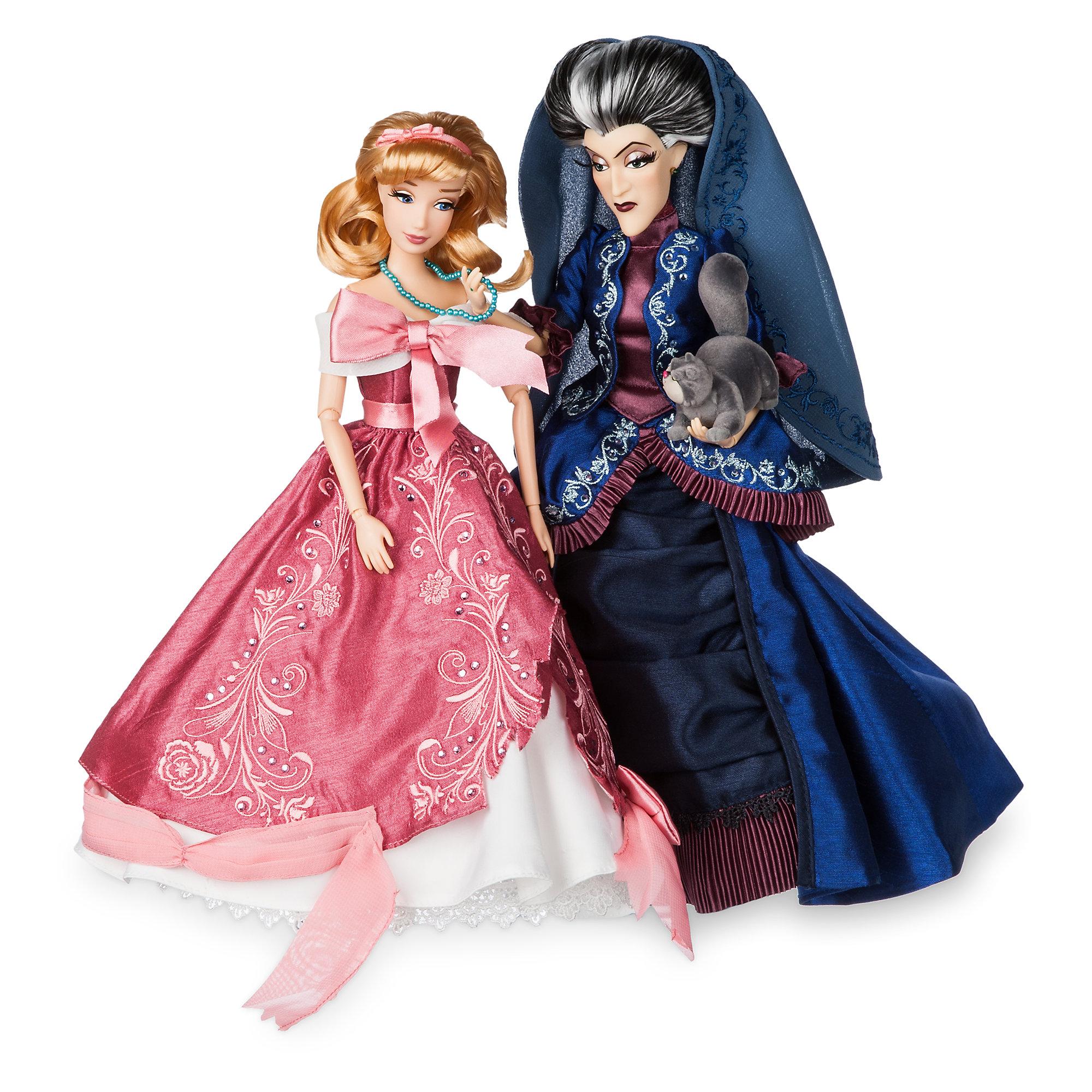 Disney Fairytale Designer Collection Doll Set Cinderella