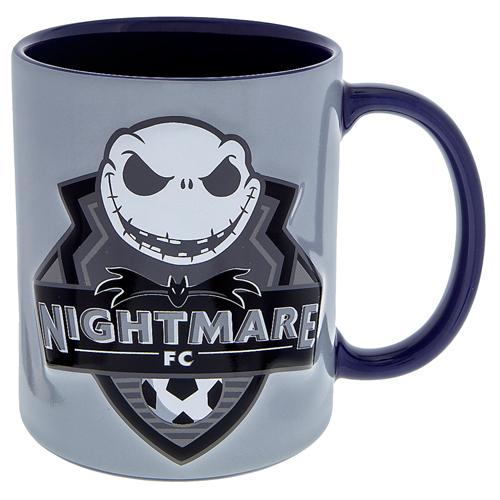Nightmare Disney Mug Soccer Skellington Jack Fc YIeWD2HE9b