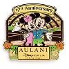 Disney Aulani Pin - 5th Anniversary - Mickey and Minnie