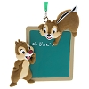 Disney Chip & Dale Chalkboard 3D Ornament