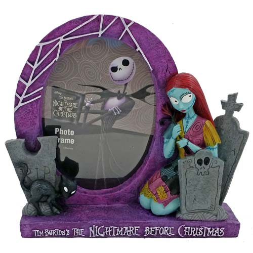Disney Picture Frame Nightmare Before Christmas Sally
