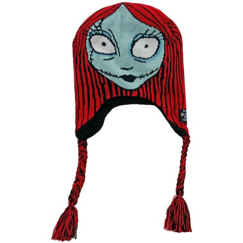 disney knit hat nightmare before christmas sally braids - Sally From The Nightmare Before Christmas