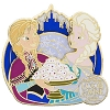 Disney Food & Wine Festival Pin - 2016 Frozen Anna and Elsa