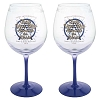 Disney Wine Glass Set of Two - Epcot Food & Wine Festival 2016