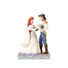 Disney Traditions by Jim Shore - Ariel & Eric Wedding