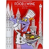 Disney Magnet - Epcot Food and Wine Festival 2016 - Chef Figment