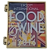 Disney Food & Wine Festival Pin - 2016 Festival Logo Promotional Pin