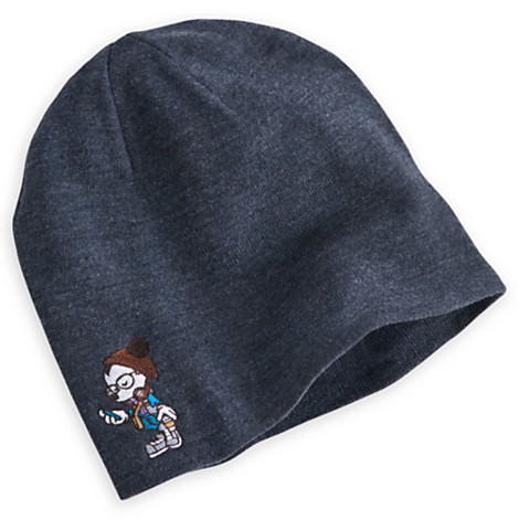 Disney Beanie Hat - Happiest Hipster on Earth - Mickey dc06f522607