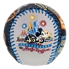 Disney Collectible Baseball - Magic Kingdom 45th Anniversary