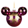 Disney Mickey Ears Christmas Ornament - Rapunzel Representation