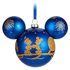 Disney Mickey Ears Christmas Ornament - Four Parks Mickey and Minnie