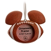 Disney Frame Ornament - Mickey Mouse Icon - Football