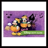 Disney Collectible Gift Card - Happy Haunting - Mickey & Minnie