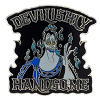 Disney Hades Pin - Devilishly Handsome