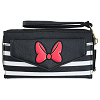 Disney Wallet by Loungefly - Minnie Dot with Stripes