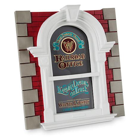 Your WDW Store - Disney Photo Frame - Main Street U.S.A. Window 5x7