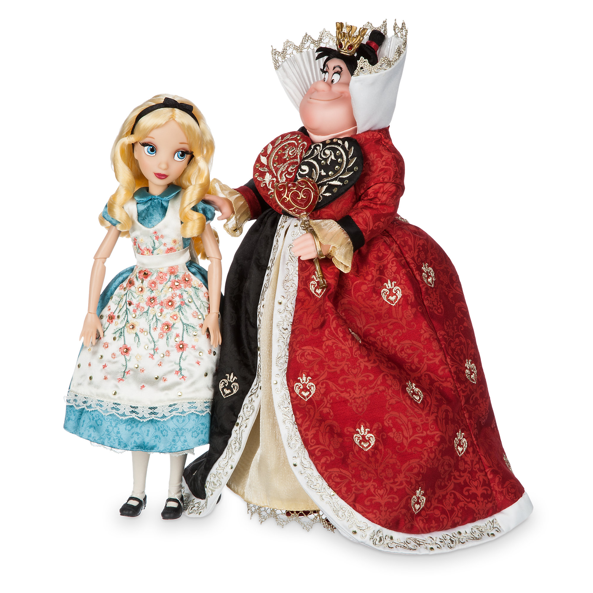 Disney Doll Alice Through The Looking Glass White Ueen