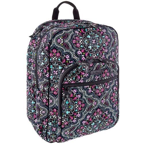 Add to My Lists. Disney Vera Bradley Bag - Mickey Medallion Campus Backpack