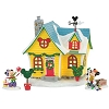 Disney Dept. 56 - Disney Village Boxed Gift Set - Mickey's House