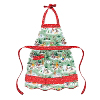Disney Apron - Happy Holidays Mickey & Friends Winter Scene