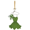 Disney Christmas Ornament -  Costume on Hanger - Tinker Bell