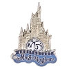 Disney Magic Kingdom Pin - 45th Anniversary - Cinderella Castle