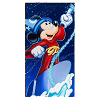 Disney Beach Towel - Sorcerer Mickey Mouse