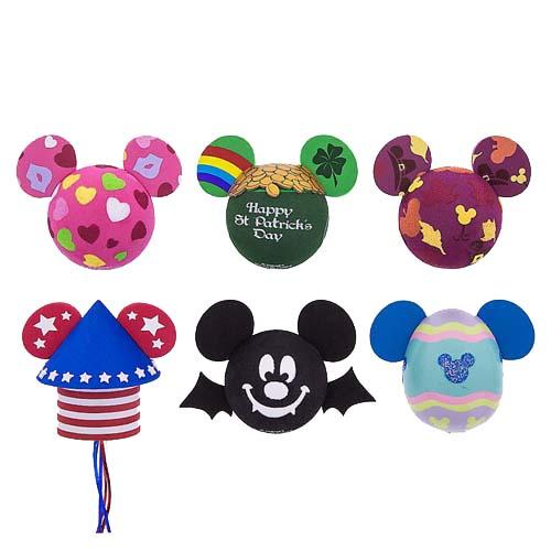 Disney Antenna Topper Ball - 6 Seasons Pack