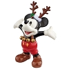 Disney Department 56 - Mickey by Design - Santa's Favorite