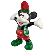 Disney Department 56 - Mickey by Design - Santa's Helper Mickey Elf