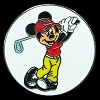 Disney Golf Ball Marker - Mickey Mouse