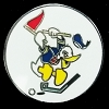 Disney Golf Ball Marker - Donald Duck