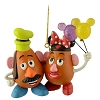 Disney Figurine Ornament - Toy Story - Mr. and Mrs. Potatohead