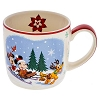 Disney Coffee Cup - Santa Mickey & Friends Warm Winter Wishes
